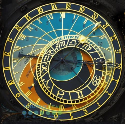 Image of complex mutli-layered clock