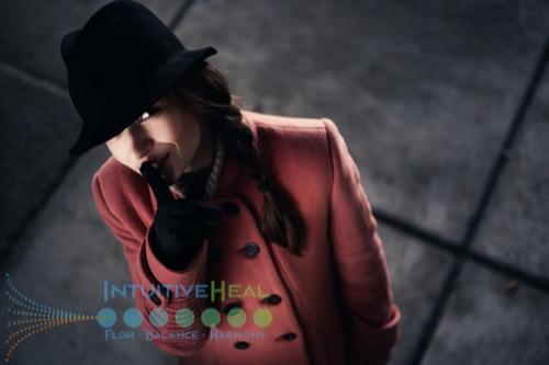 Photo of female detective