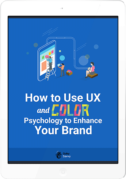 UX and Color Psychology eguide