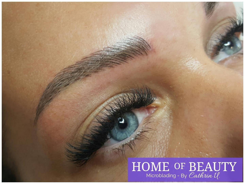 Indian summer permanent makeup og microblading kampanje