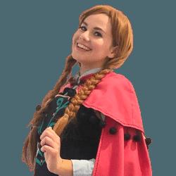 Anna Frozen from Stardust