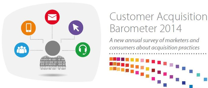 DMA's 2014 Customer Acquisition Barometer
