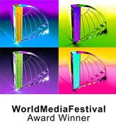 Vinnare WorldMediaFestival