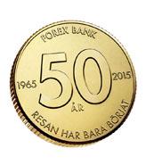 Forex bank 50 år