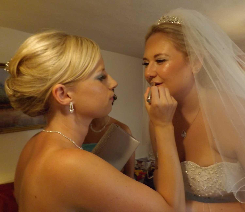 wedding makeup norwich