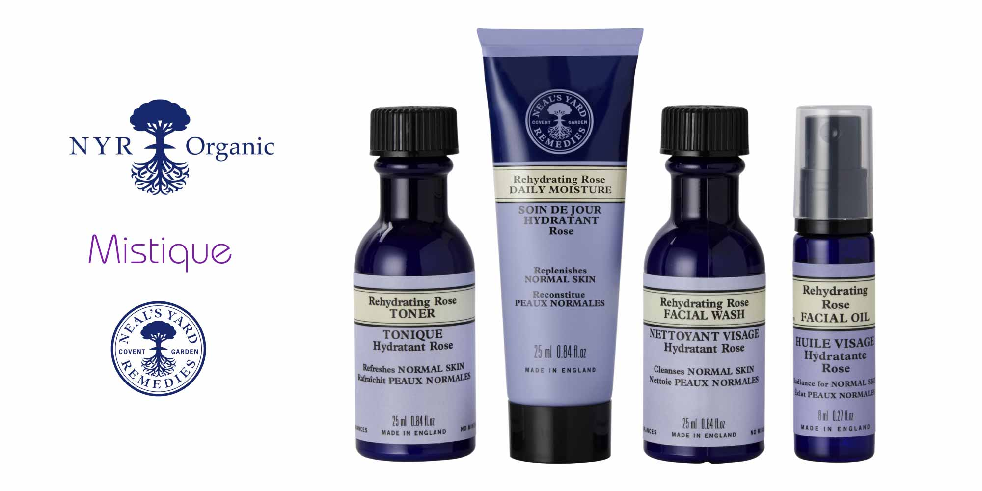 neal's yard facial treatments products