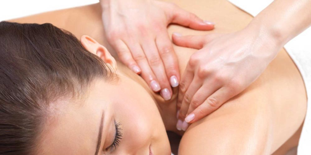 beauty treatments massage image