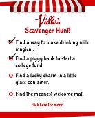 scavenger hunt vidlers