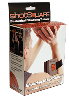 Basketball shooter trainer