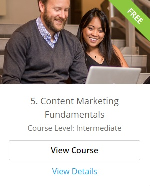 ‍Content Marketing Fundamentals