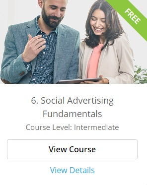 ‍Social Advertising Fundamentals