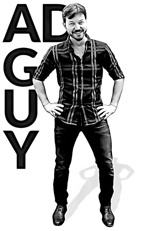 Dave Ulrich: Ad Guy