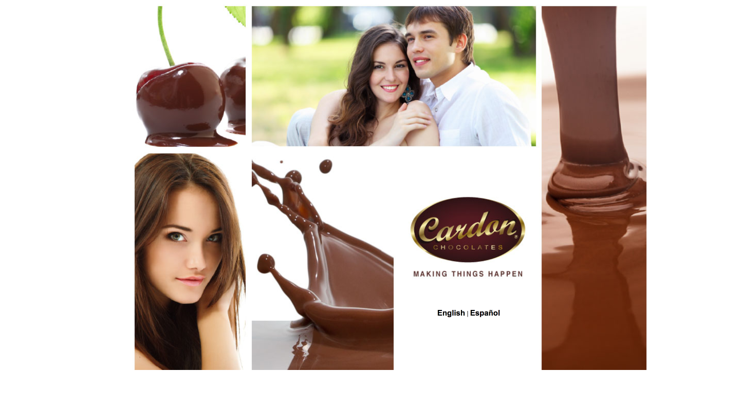 Chocolates Cardon
