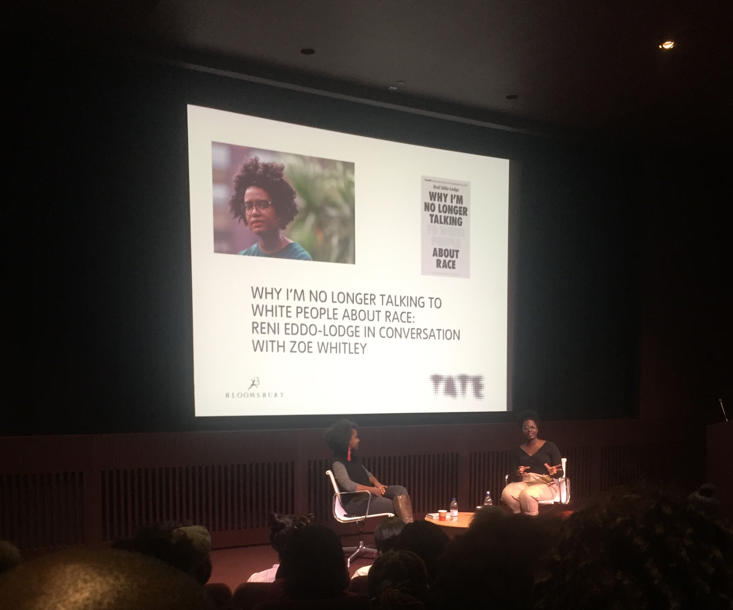 Why Are We Talking About This In White >> Why We Need To Talk To The Tate Modern About Race