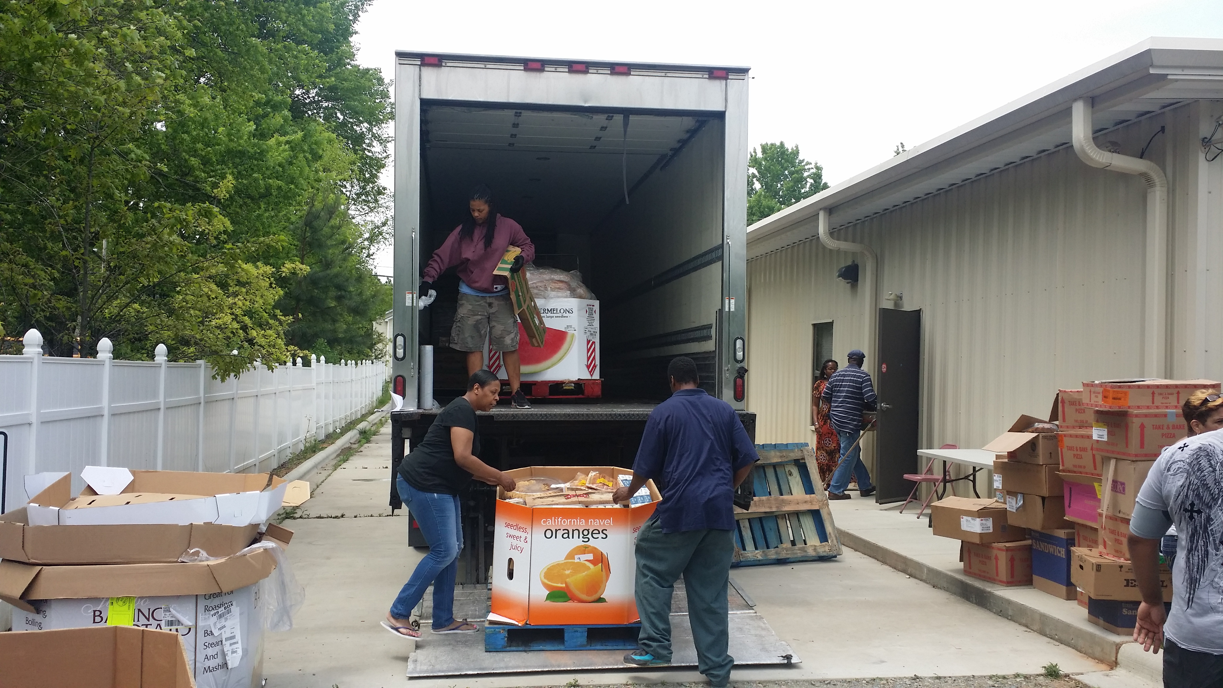 Food Pantry, Every Thursday!