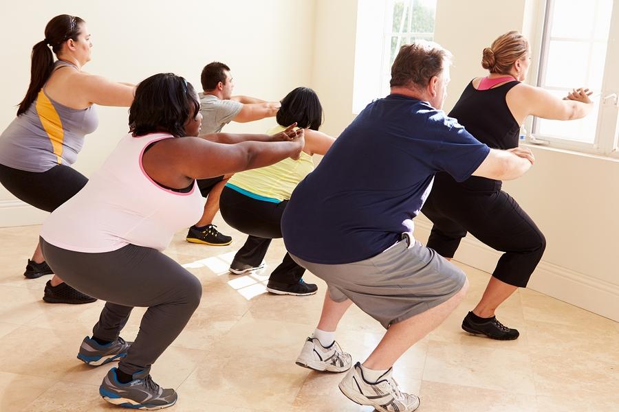 Synovia Fitness Class