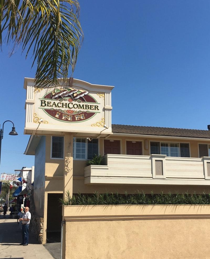 BeachComber Inn Pismo