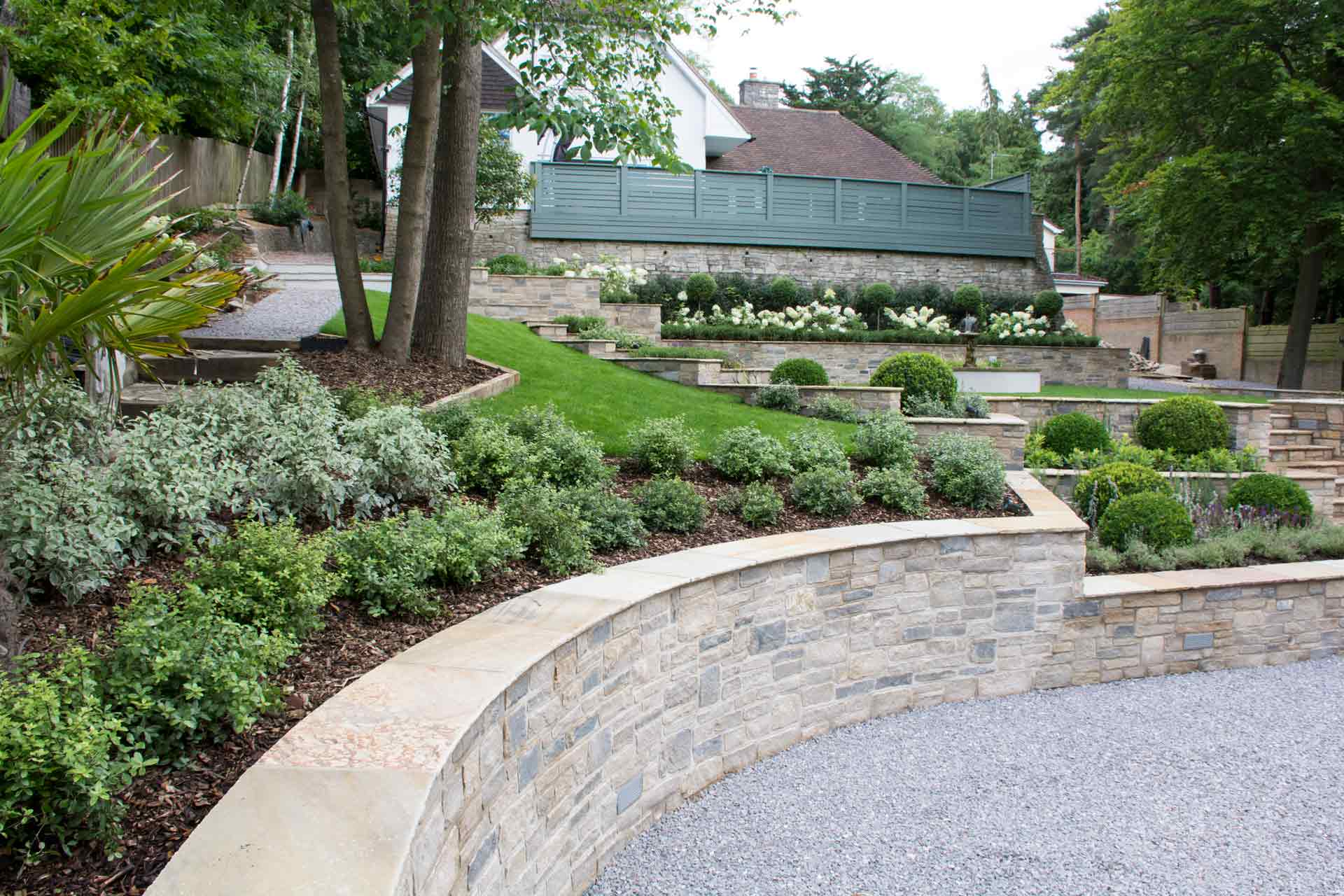 Garden Design in Poole