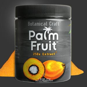 Photo of Palm Fruit powder