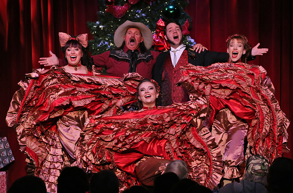 The Christmas Note Cast.This Week In Photos December 7