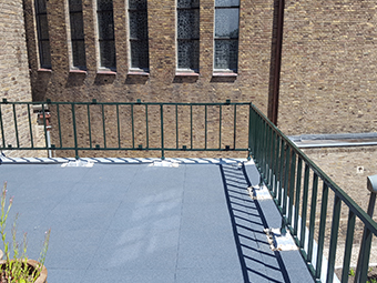 GGZ Roof terrace The netherlands 2 Photo