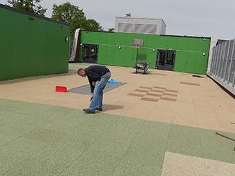 Playroof school The Netherlands 1 Photo