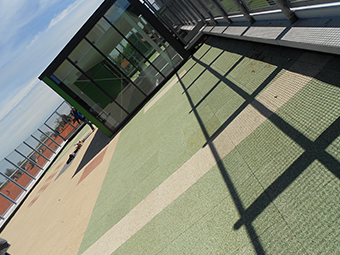 Playroof school The Netherlands 3 Photo