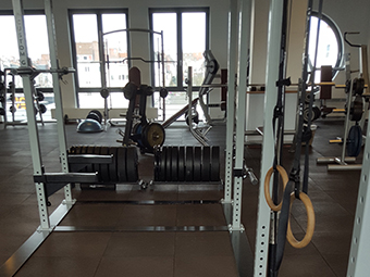 ULC Fitness Company Bremen Germany -2- Photo