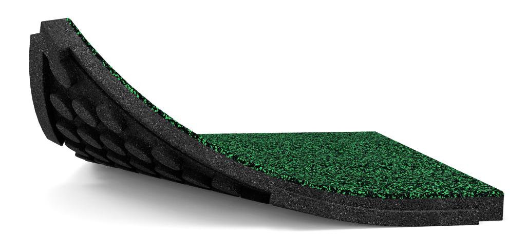 duraTrain Hybrid Series Black & Green