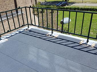 GGZ Roof terrace The netherlands 1 Photo
