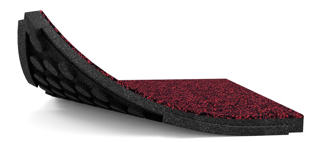 duraTrain Hybrid Series Black & Red