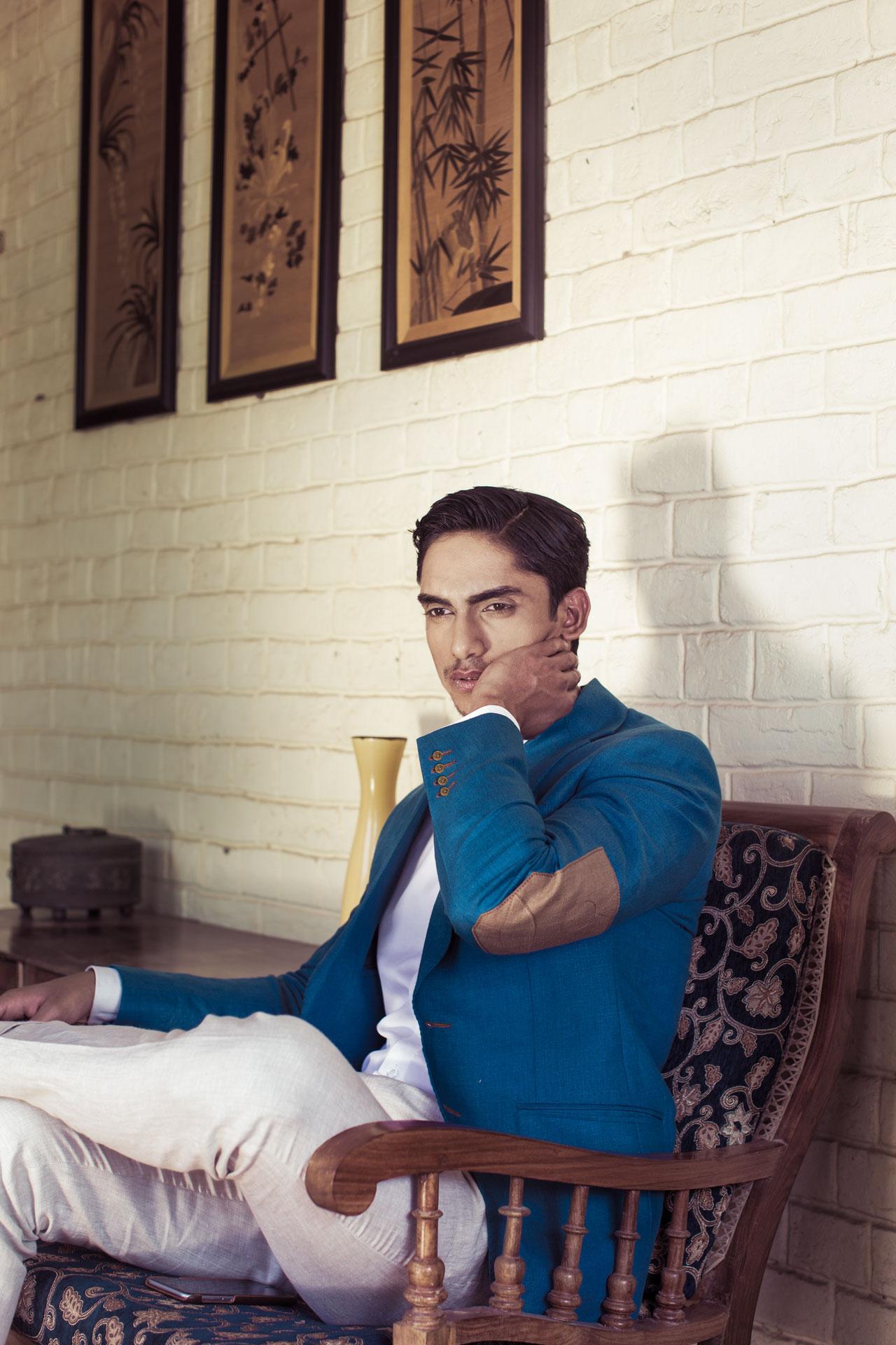 Men's Linen Suits