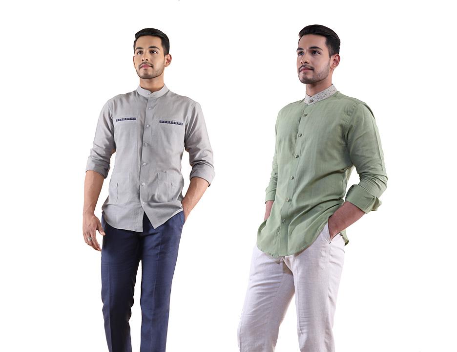 Linen Summer Shirts