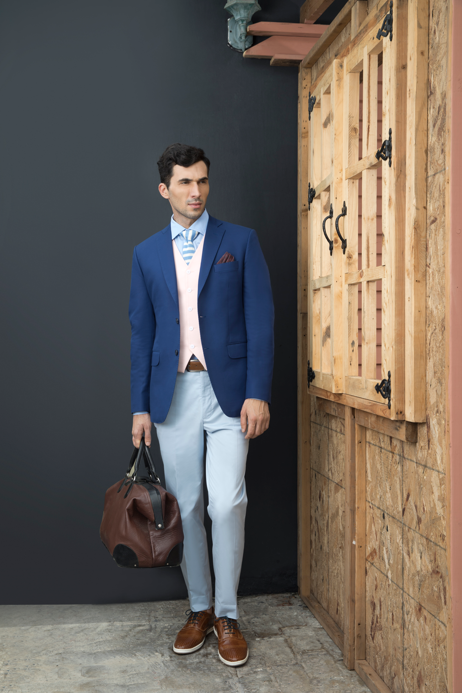 Smart Casual Men's Dress