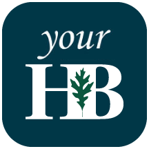 your HB App Logo