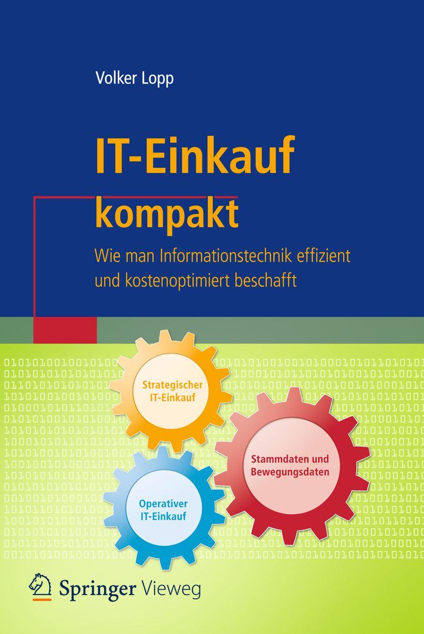 Buchcover IT-Einkauf kompakt