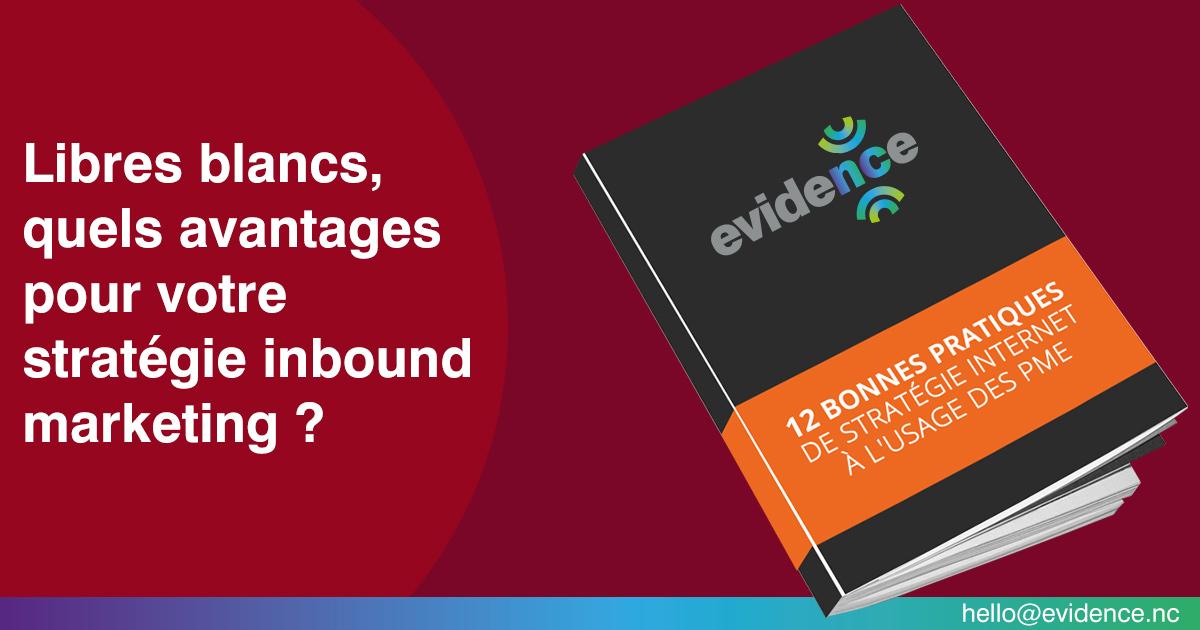 Livres blancs : quels avantages pour votre stratégie inbound marketing?