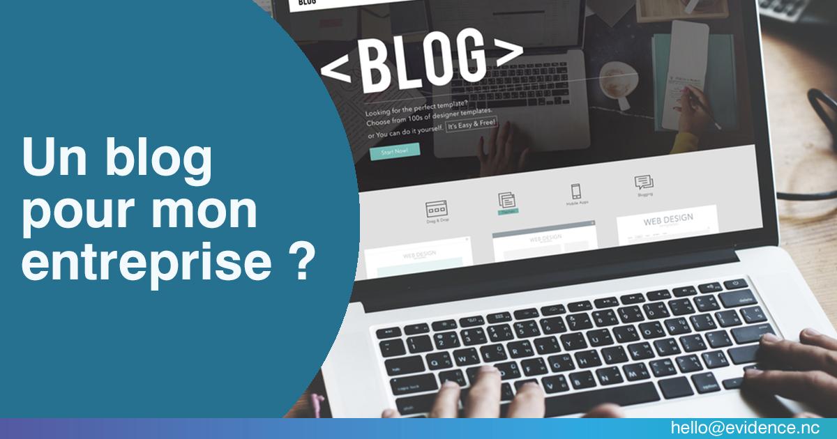 Un blog pour mon entreprise ?