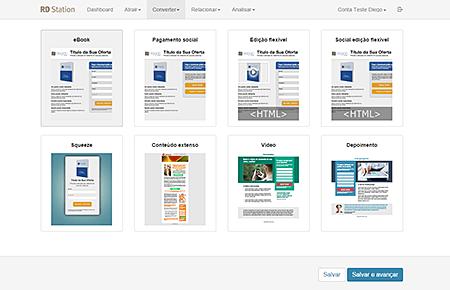 Landing Pages e Geração de Leads