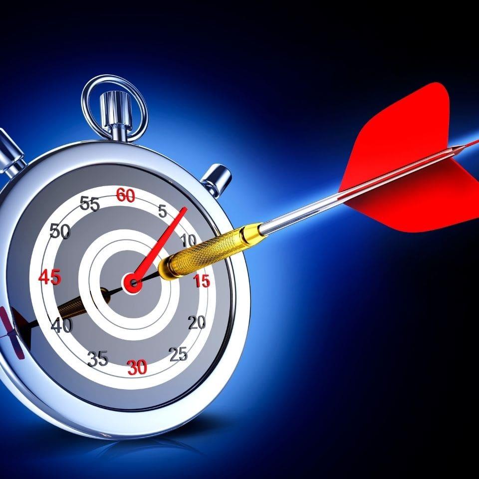 Definir metas de vendas