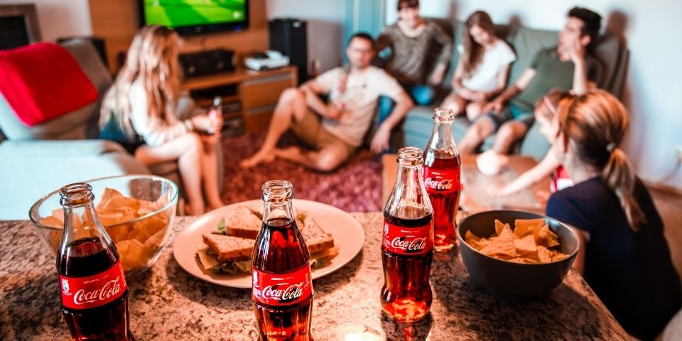 Coca-cola proposta de valor