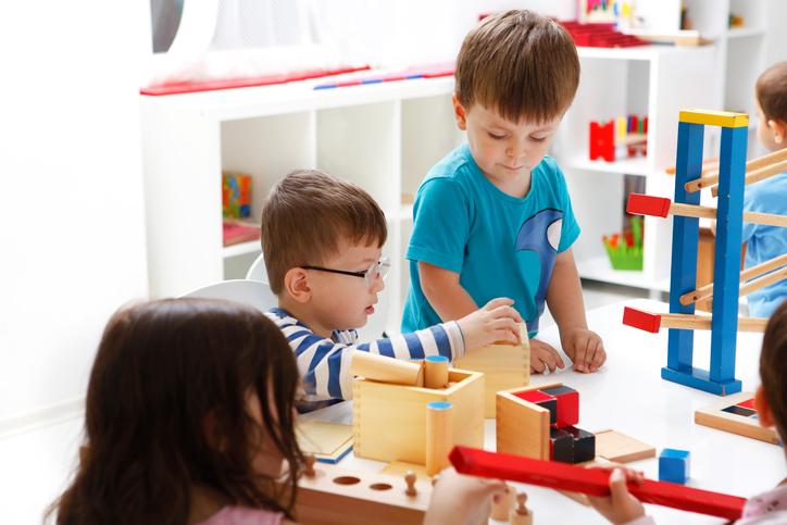 Preschool, Los Angeles and Portland