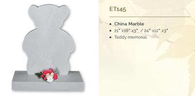 china marble headstone