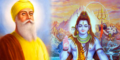Image of Sikh & Hindu art