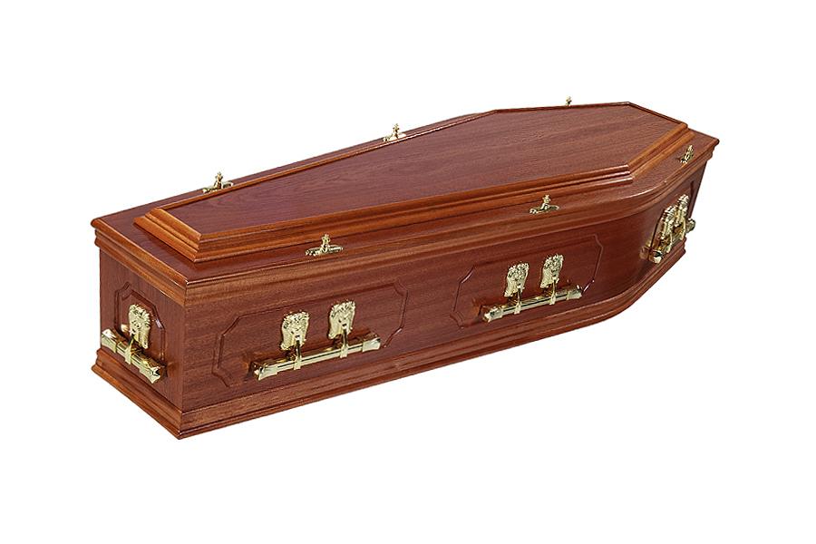 the ascot coffin