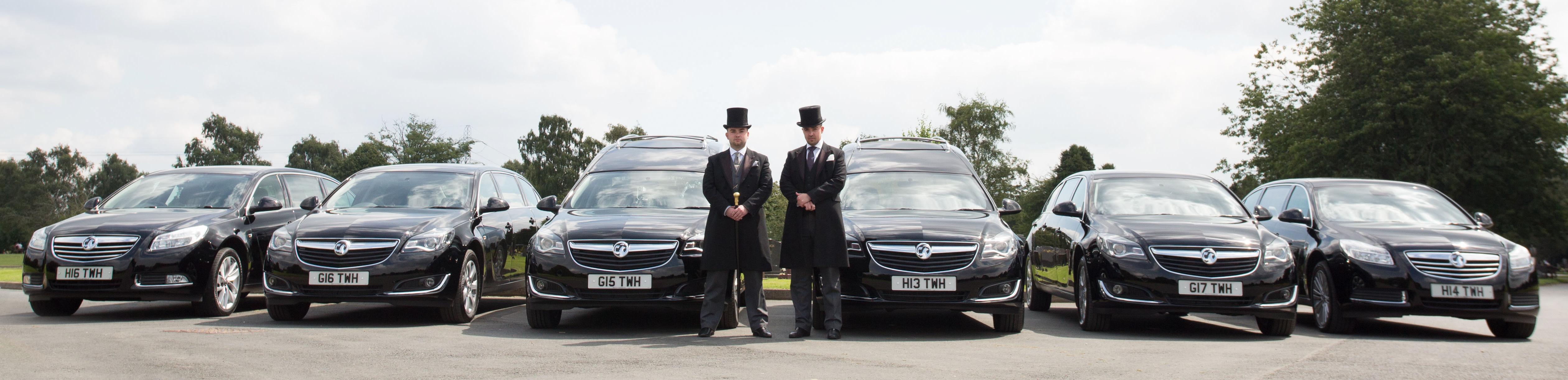 funeral cars wolverhampton