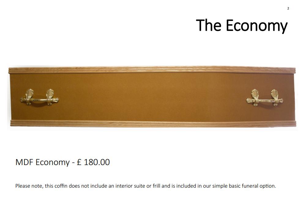 the tutbury coffin