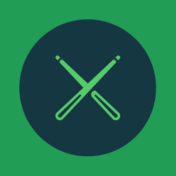 Interface-Design für ein Snooker-Spiel