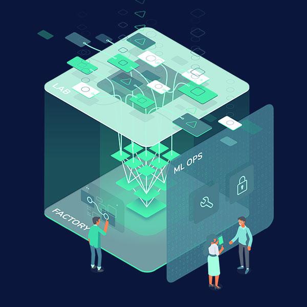Angewandte künstliche Intelligenz visuell erklärt