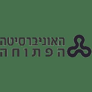 לוגו האוניברסיטה הפתוחה